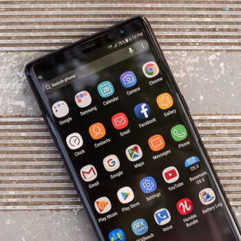AT&T pushes new update to Samsung Galaxy Note 8, see what's changed