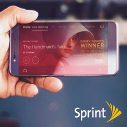It's official! Sprint Unlimited subscribers get unlimited Hulu