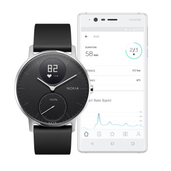 Nokia opens pre-orders for its Steel HR hybrid smartwatch, shipping starts in December