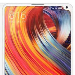 Take that notch and shove it in the display's corner: check out the leaked fully bezel-less Xiaomi Mi Mix 2s
