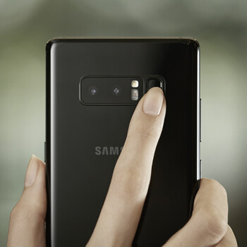 Sprint Galaxy Note 8 receives OTA patch with updates to Gallery, Calendar, Wi-Fi Calling, and more