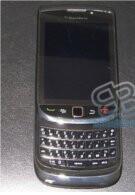 Even more high resolution leaked shots of the BlackBerry Slider handset