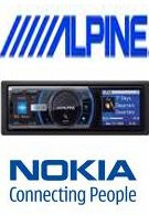 Alpine announces partnership to get Nokia Ovi Maps integrated with its line of stereo