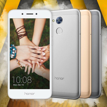 Picture from Honor Holly 4 gets released in Europe as Honor 6A Pro