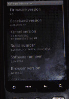 Android 2.1 leaked out for HTC Droid Eris