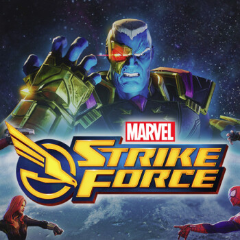 Marvel Strike Force is a new mobile RPG launching in 2018, pre-registrations now open