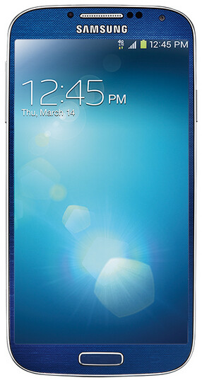 The Samsung Galaxy S4 in Blue Artic launches as a Best Buy exclusive next Friday - Blue Arctic Samsung Galaxy S4 comes exclusively to Best Buy in the U.S. on November 14th