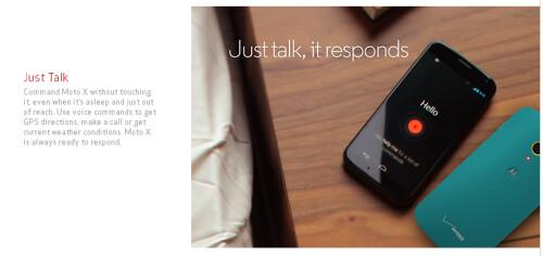 Moto Maker page found on Verizon's website