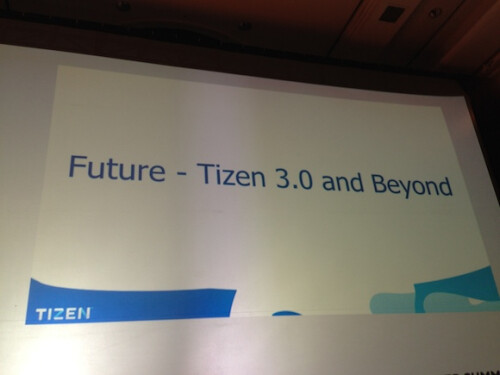 Tizen is alive and well
