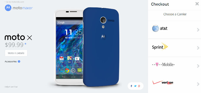 Moto Maker comes to all major U.S. carriers