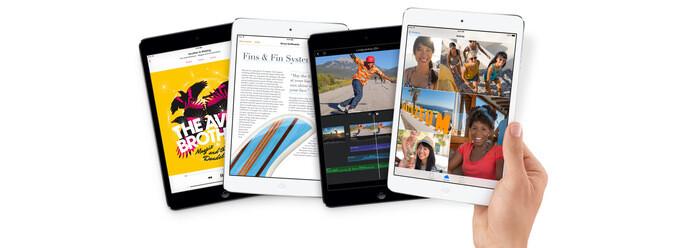 Apple iPad mini with Retina display now available, starts at $399