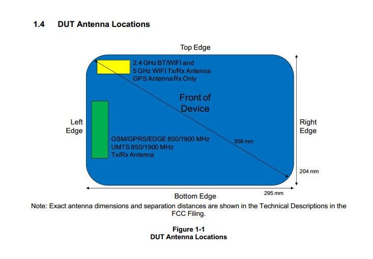 Galaxy Note 12.2 بتقنية الـ 3G فى إختبارات FCC