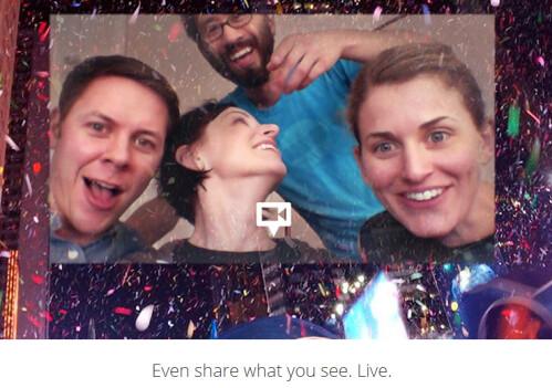 Google taking applications for Google Glass Explorer membership