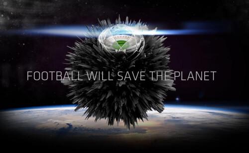 GALAXY 11 - soccer stars vs aliens in Samsung's new ad campaign