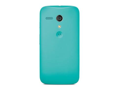 The Motorola Moto G