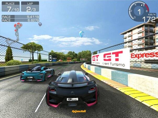 racing cars live wallpaper apk
