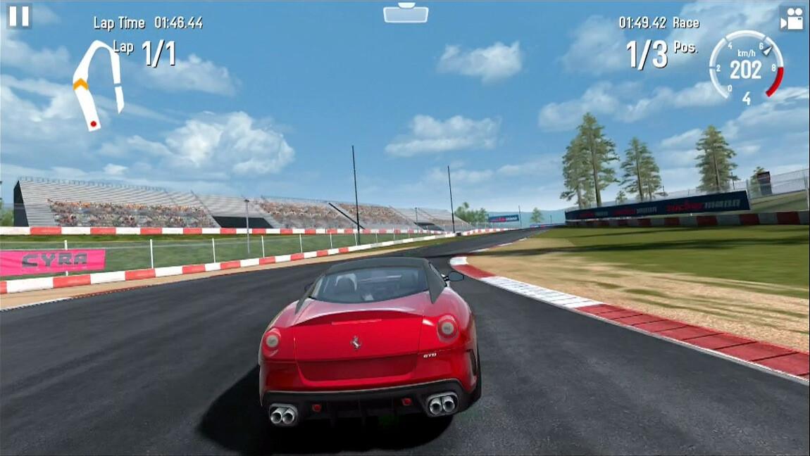 Games Car Racing App