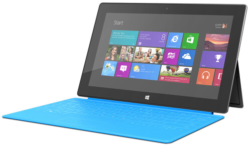 Microsoft Surface RT - $199.99 (Best Buy)