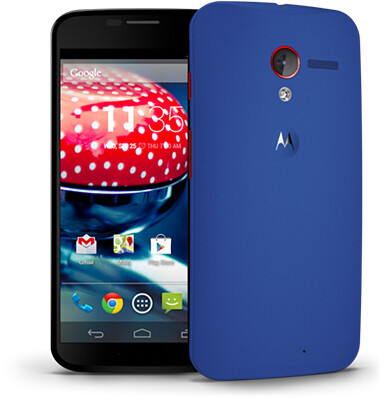 Verizon, AT&T, Sprint Motorola Moto X - $49 on contract (Wal-Mart)