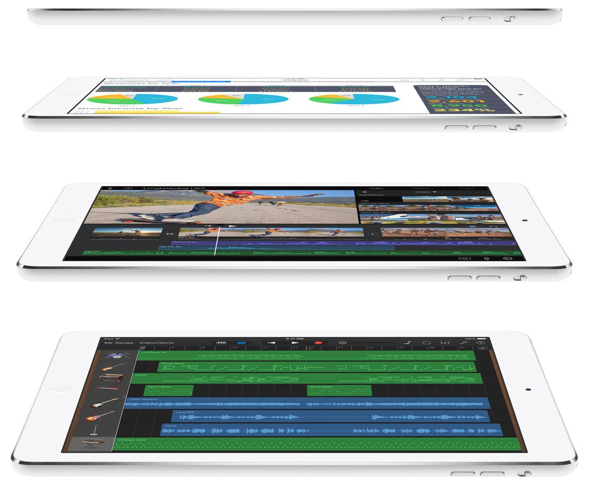 Apple iPad Air 16GB - $449.99 (Best Buy)
