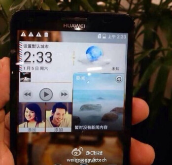 Octa-core powered Huawei Glory 4, rumored to be unveiled next month