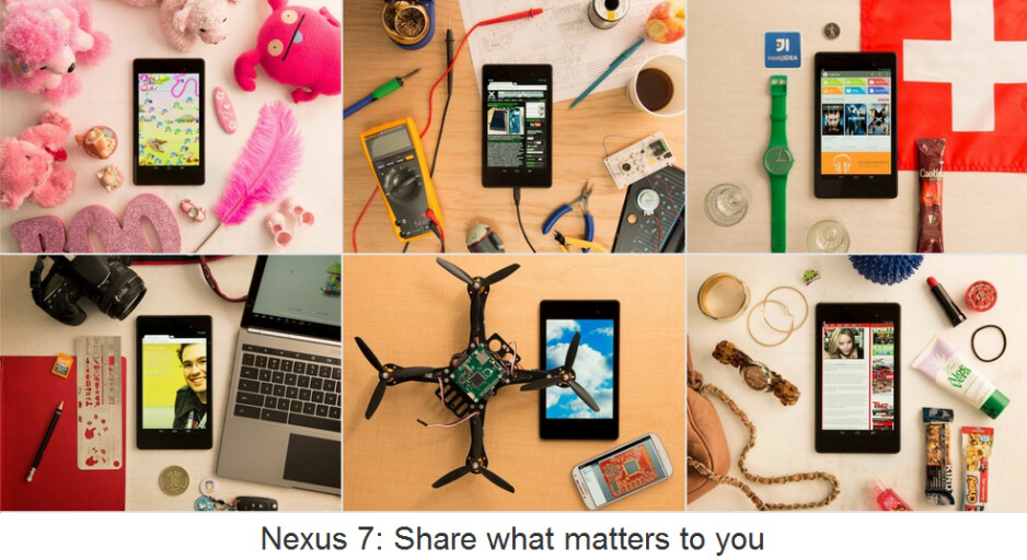 Win a Nexus 7 by showing Google #whatmatters to you - Last chance to win a Nexus 7 (2013) or a $50 Google Play gift card by showing Google #whatmatters