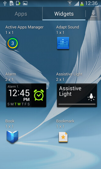 Screenshots from the latest leaked version of Android 4.3 for the Samsung GALAXY Note II - Lastest Android 4.3 leak for the Samsung GALAXY Note II said to be close to final build