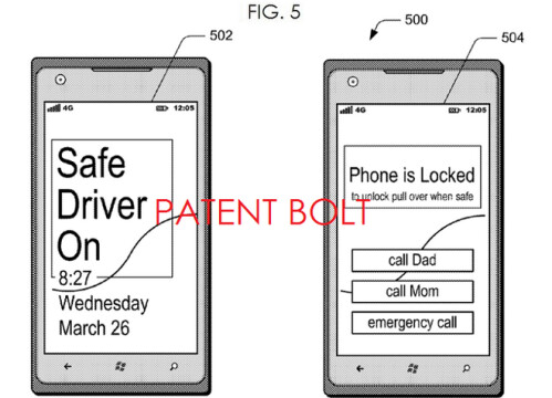 New drivers can have their phone locked except to make calls to Mom, Dad and the cops