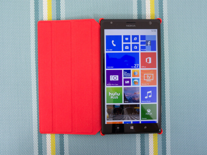Nokia details the Assertive Display tech on Lumia 1520, says that's the best mobile screen it's ever done