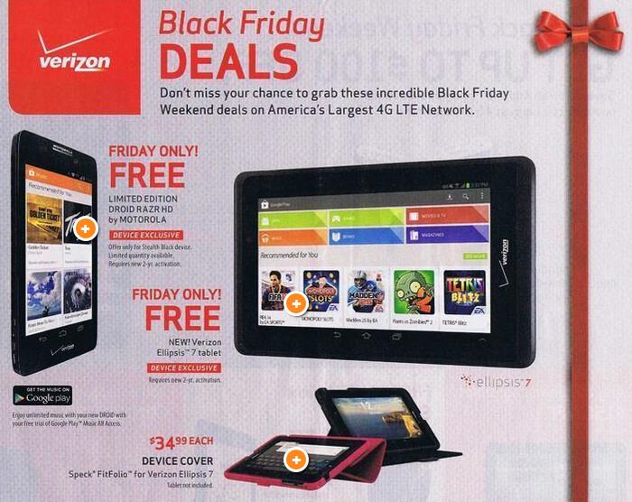 black friday for big red verizon ad for 39 shopping holiday 39 leaks. Black Bedroom Furniture Sets. Home Design Ideas