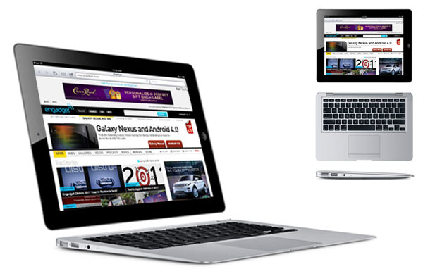Is Apple planning to replace the MacBook Air with a 12.9-inch iPad Air?