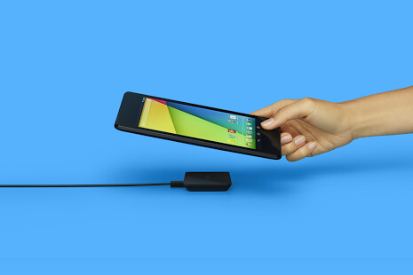 Wireless charging pad for Nexus 4, 5, and 7 now available for $49.99