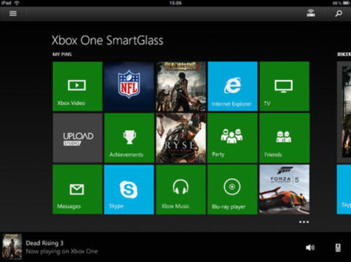 Microsoft releases new SmartGlass app ahead of Xbox One launch