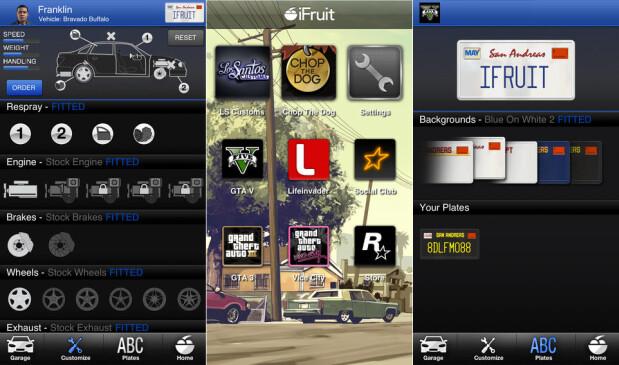 Windows Phone gets the GTA V companion app