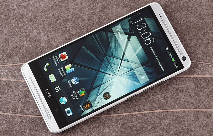 The HTC One max is now available on Verizon for $299