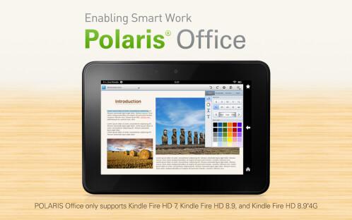 Android: POLARIS Office: $1 (Reg. $2)