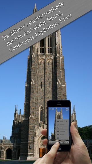 iPhone: CameraSharp – All-in-one camera: FREE (Reg. $2)
