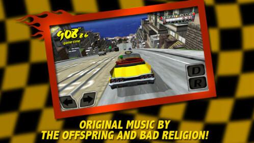 iOS Universal: Crazy Taxi: $2 (Reg. $5)