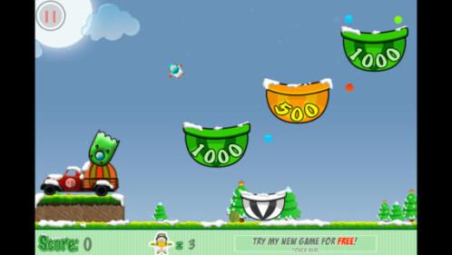 iPhone: Melon Truck HD: Holiday Edition: FREE (Reg. $1)
