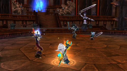Android: Order & Chaos Online: $1 (Reg. $7)