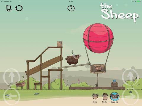 iPad: the Sheep HD: FREE (Reg. $2)