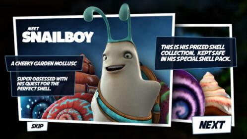 iOS Universal: Snailboy: FREE (Reg. $2)