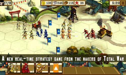 iOS Universal: Total War Battles: $1 (Reg. $3) – From Sega