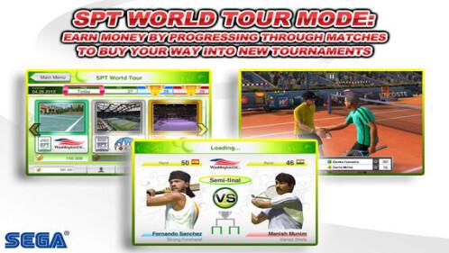iOS Universal: Virtua Tennis Challenge: $2 (Reg. $5)