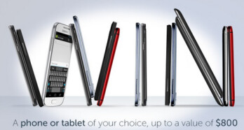 Win the smartphone or tablet of your choice by entering SwiftKey's contest