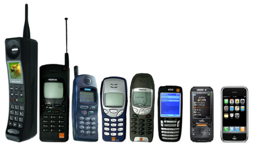 Smartphones finally outpaced feature phones