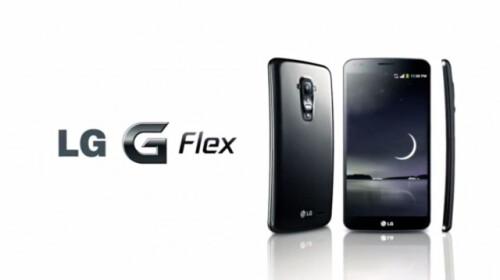 Flexible screens are a go