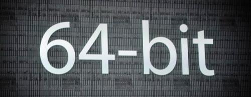 64-bit chipsets