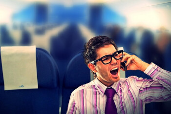 Dear FCC and airlines: Please do not let me make phone calls on a plane