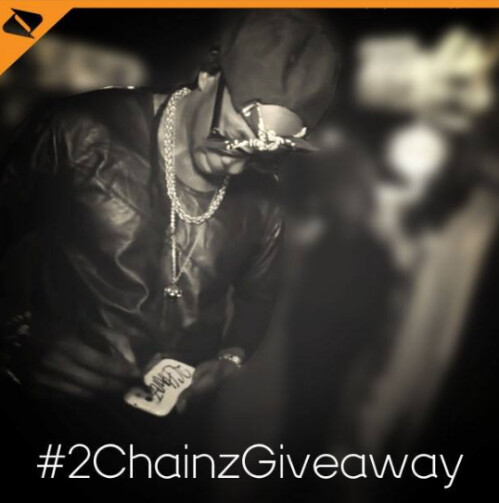 Win a Samsung Galaxy S III from Boost Mobile, signed by 2 Chainz